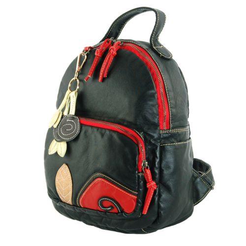 Рюкзак 7229-12 черный