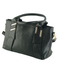 Женская сумка 7234-01 черная