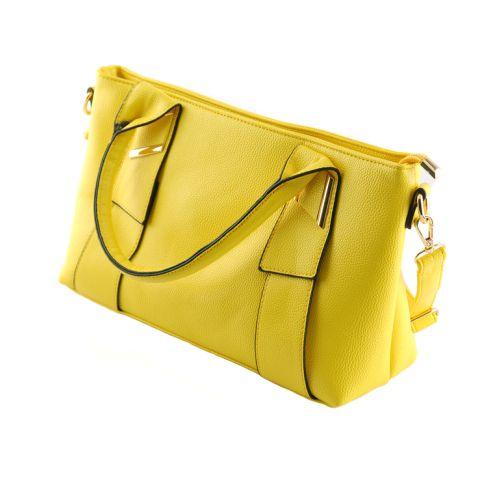 Женская сумка 7234-03 желтая