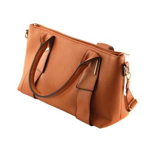 Женская сумка 7234-04 рыжая