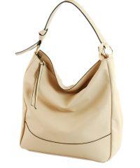 Женская сумка 7236-03 бежевая
