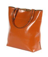 Женская сумка 7240-13 рыжая