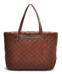 Женская сумка 7241-03 коричневая