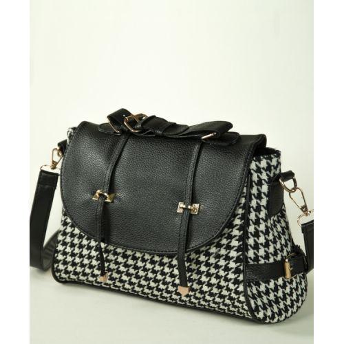 Женская сумка 7245 черная