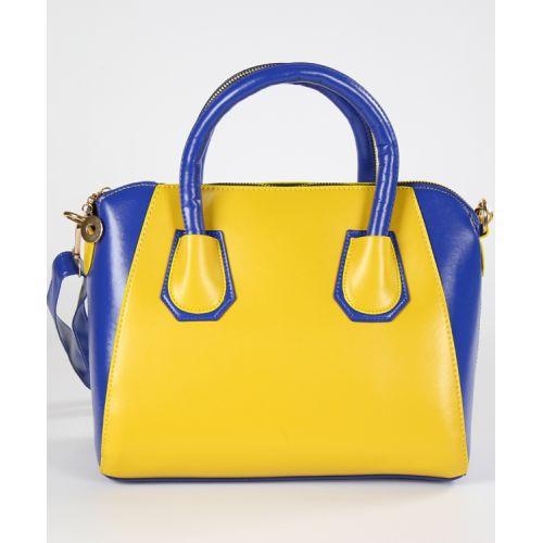 Женская сумка 7219-09 желтая