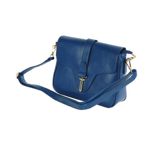 Женская сумка 7211-08 синяя