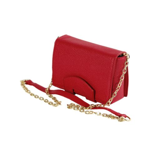 Женская сумка 7211-17 красная