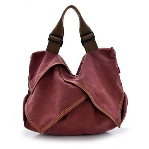 Женская сумка 7214-02 красная