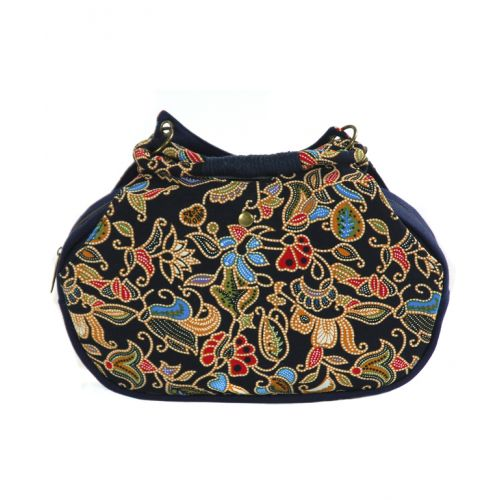 Женская сумка 7214-06 синяя