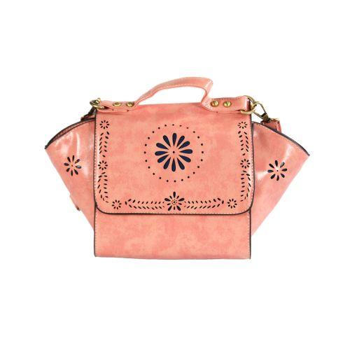 Женская сумка 7215-06 розовая