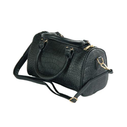 Женская сумка 7217-07 черная