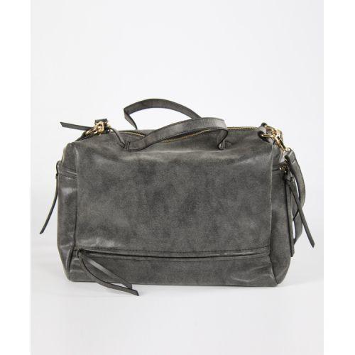 Женская сумка 7218-02 серая