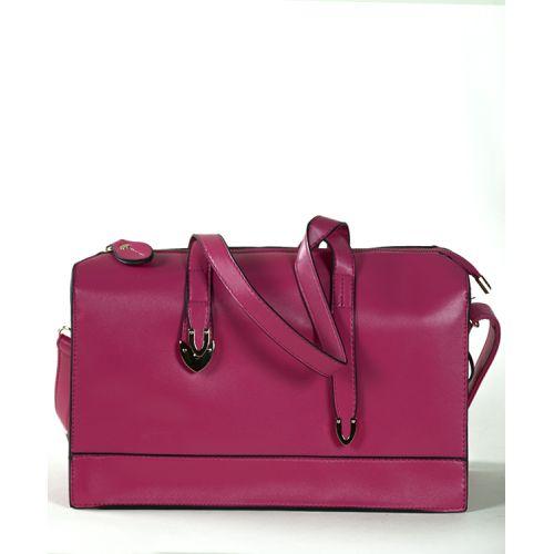 Женская сумка 7225-01 малиновая