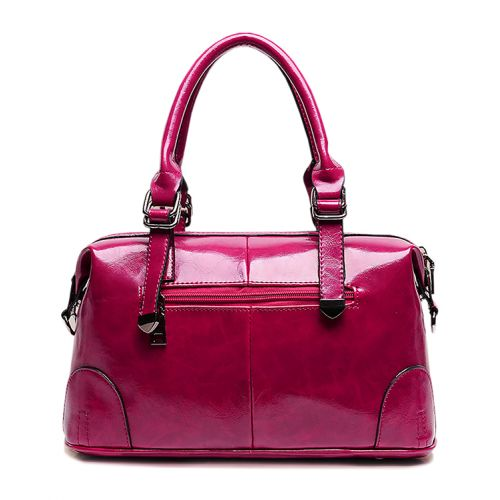 Женская сумка 7226-13 малиновая