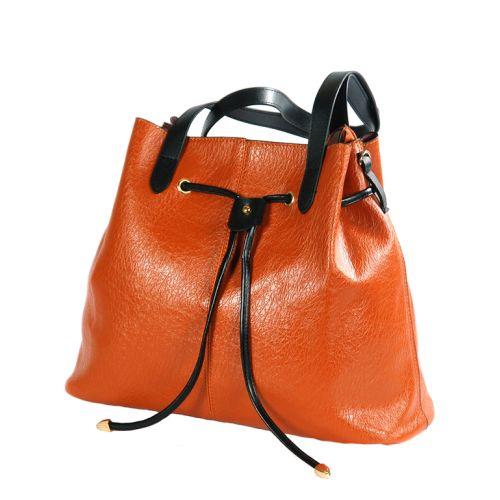 Женская сумка 7228-11 рыжая
