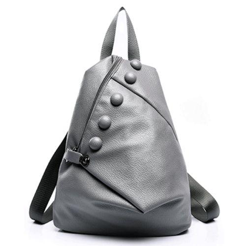 Рюкзак 7229-02 серый
