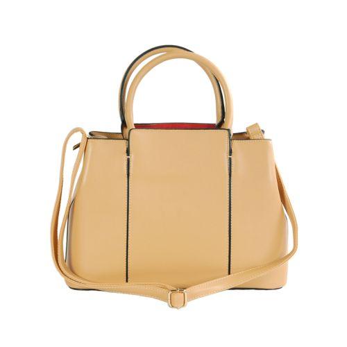 Женская сумка 7230-28 бежевая