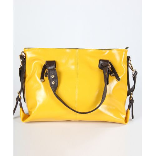 Женская сумка 7240-04 желтая