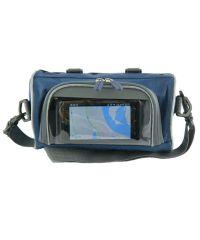 Велосипедная сумка 7019-15 синяя