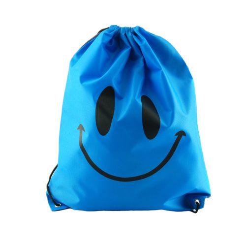 Рюкзак 7071-24 smile голубой