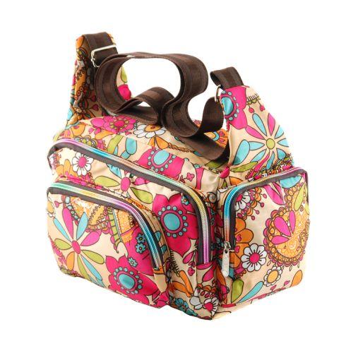 Женская сумка 7150-20 розовая