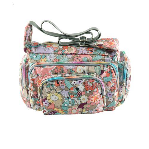 Женская сумка 7150-21 серая
