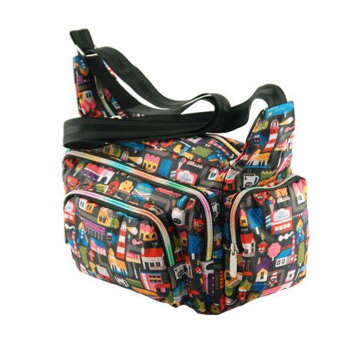 Женская сумка 7150-22 черная