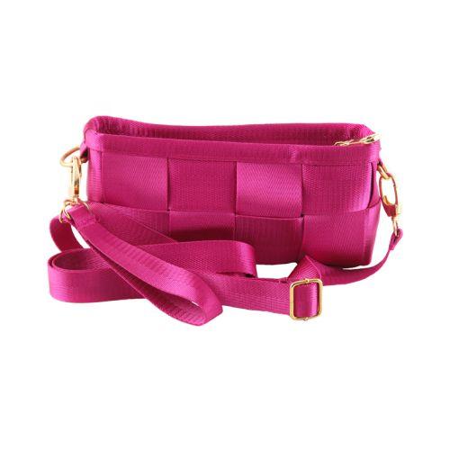Женская сумка 7212-30 малиновая