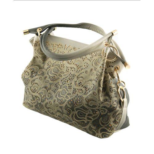 Женская сумка 7236-05 серая