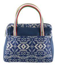Женская сумка 7214-08 синяя