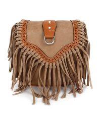 Женская сумка 7215-11 бежевая