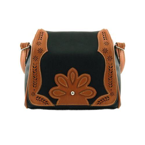 Женская сумка 7215-30 черная