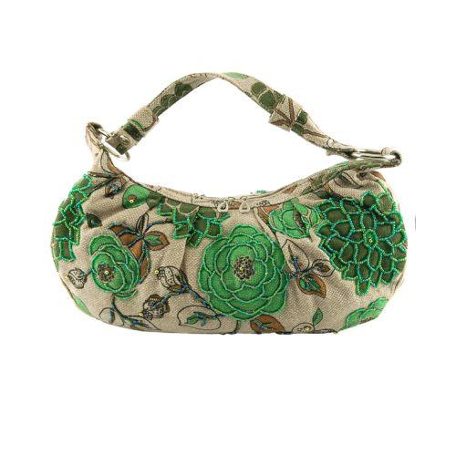 Женская сумка 7216-01 зеленая