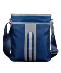 Мужская сумка 7171-41 синяя