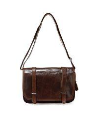 Женская кожаная сумка Retro коричневая