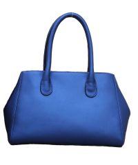 Женская кожаная сумка Tasty1 синяя