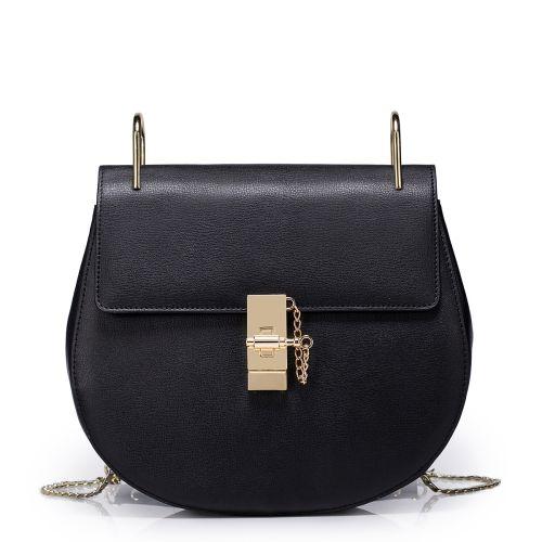 Женский кожаный клатч Mood2 черный