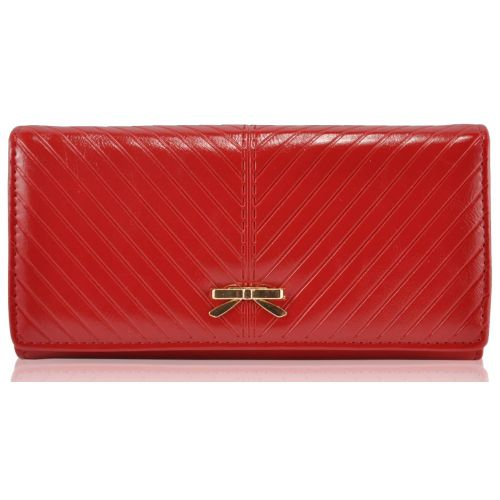 Женский кошелек GRD-24-4 красный