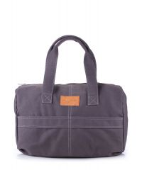 Коттоновая сумка POOLPARTY poolparty-sidewalk-grey