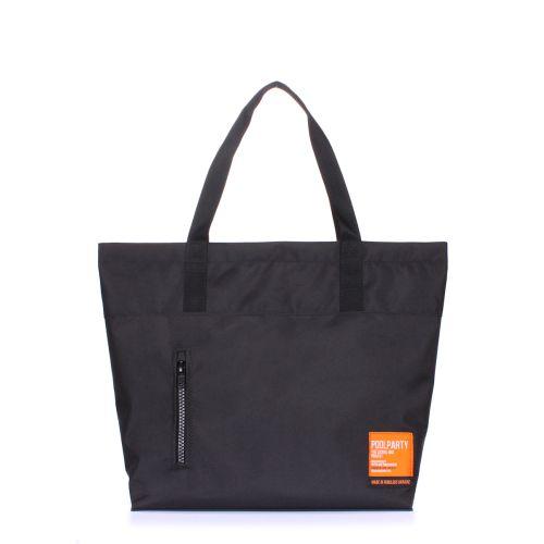 Городская сумка POOLPARTY Razor razor-black