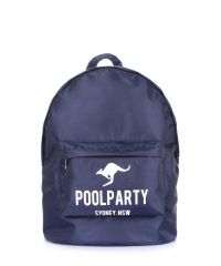 Рюкзак молодежный POOLPARTY backpack-oxford-blue