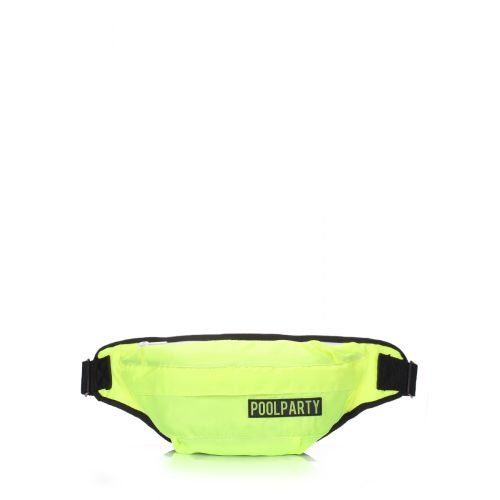 Неоновая сумка на пояс POOLPARTY Bumbag bumbag-neon