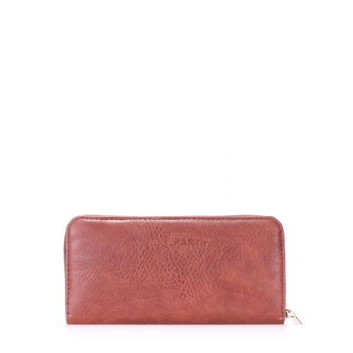 Кошелек POOLPARTY poolparty-brown-pu-wallet