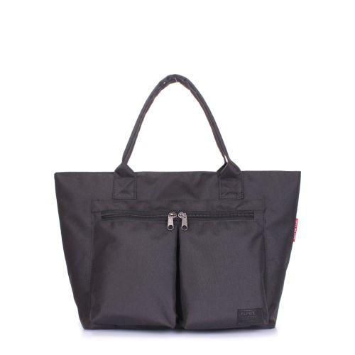 Городская сумка POOLPARTY Future future-oxford-black