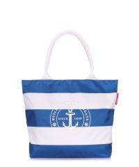 Морская сумка POOLPARTY Marine marine-blue
