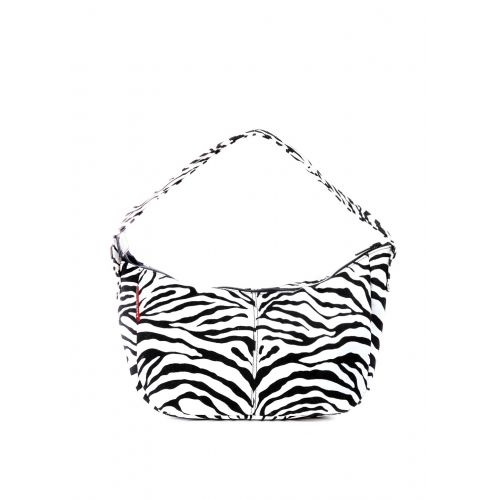 Компактная сумка POOLPARTY poolparty-purse-zebra