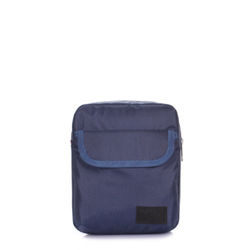 Мужская сумка на плечо POOLPARTY extreme-oxford-blue
