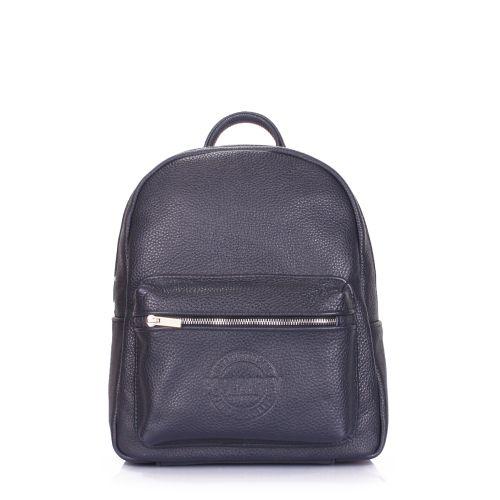 Рюкзак женский кожаный POOLPARTY Xs xs-bckpck-leather-blue