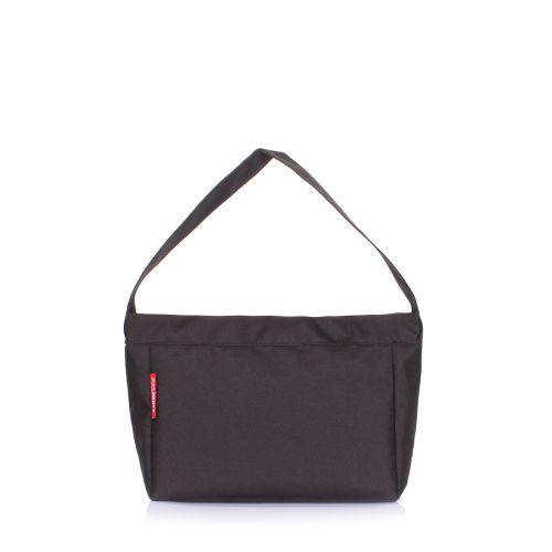 Женская повседневная сумочка POOLPARTY pool-8-oxford-black