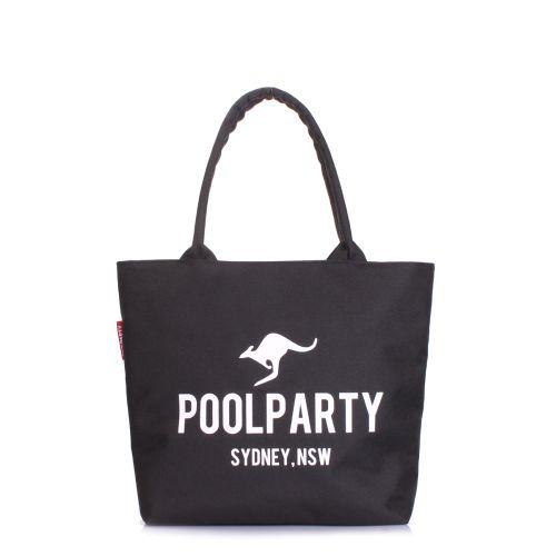 Сумка POOLPARTY pool-9-oxford-black